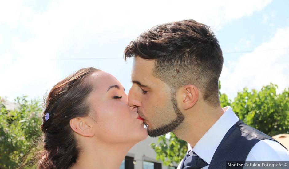 La boda de Angel y Denisa en Ulldecona, Tarragona