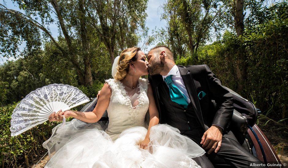 La boda de David y Laura en Yunclillos, Toledo