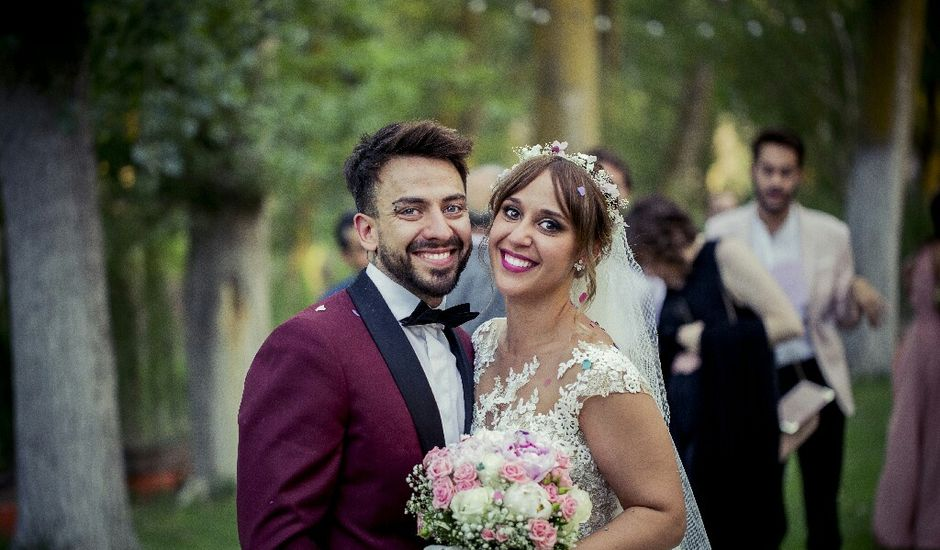 La boda de Alfredo y Lucía  en Saelices, Cuenca