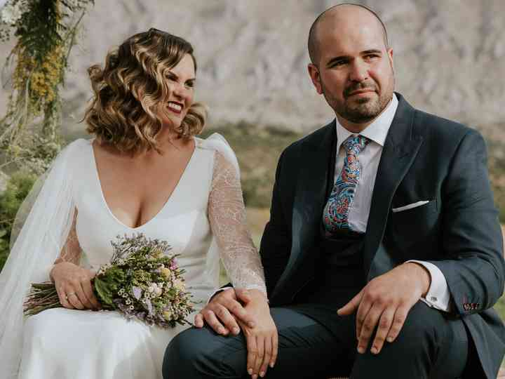 La boda de Desiré y Luis