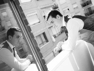 La boda de Cristina y Estéban 1