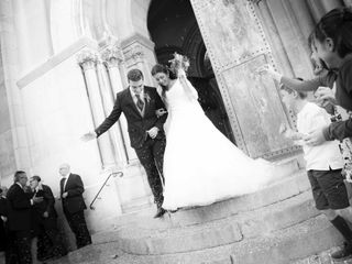 La boda de Cristina y Estéban
