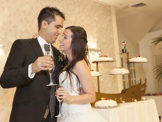 La boda de Sara y Gerard