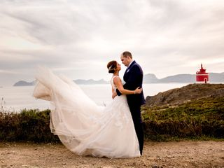 La boda de Jenny y Manu