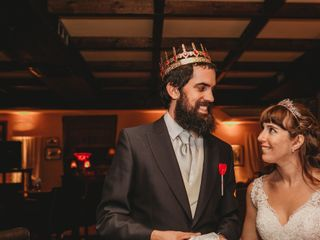 La boda de Maria Eugenia y Luis Miguel