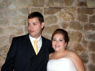 La boda de Jesùs y Mercedes