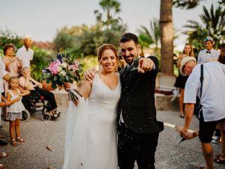 La boda de Carolina mas  y Joan