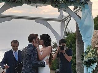 La boda de Hansely  y Rubén  1
