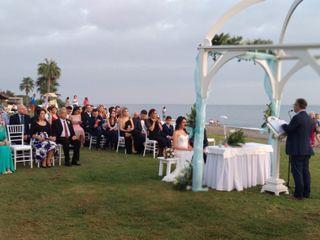 La boda de Hansely  y Rubén  3
