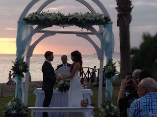 La boda de Hansely  y Rubén