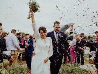 La boda de Jenni y Sergio