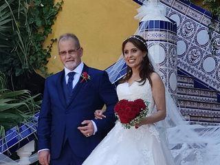 La boda de Verónica y Javier 2