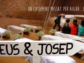 La boda de Neus y Josep 1