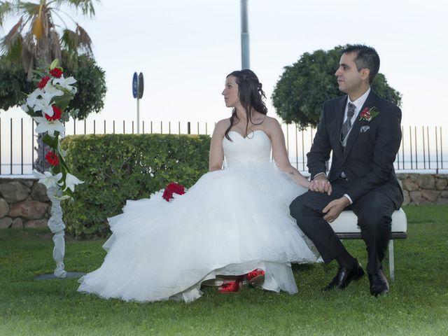 La boda de Gerard y Sara en Cambrils, Tarragona 4