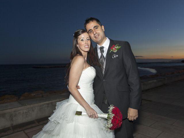 La boda de Gerard y Sara en Cambrils, Tarragona 6