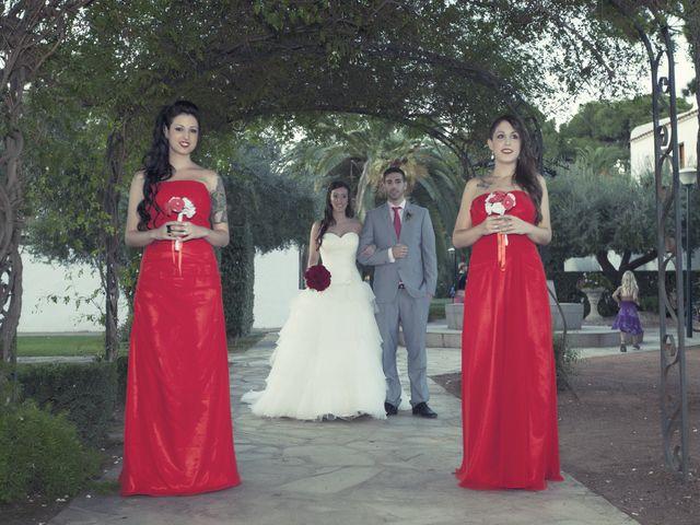 La boda de Gerard y Sara en Cambrils, Tarragona 12