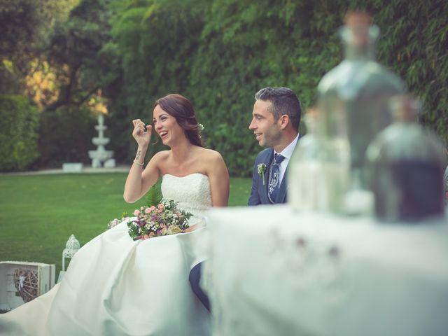 La boda de Toni y Mariona en Sant Fost De Campsentelles, Barcelona 36