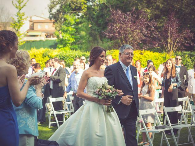 La boda de Toni y Mariona en Sant Fost De Campsentelles, Barcelona 51