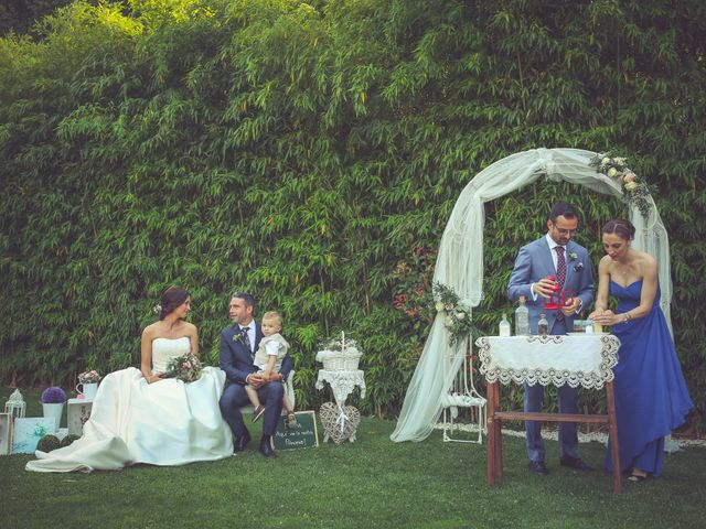 La boda de Toni y Mariona en Sant Fost De Campsentelles, Barcelona 33