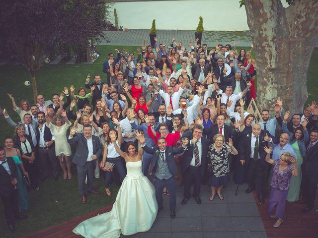 La boda de Toni y Mariona en Sant Fost De Campsentelles, Barcelona 2