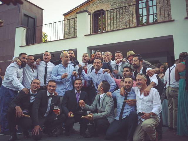 La boda de Toni y Mariona en Sant Fost De Campsentelles, Barcelona 46