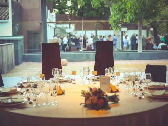 La boda de Toni y Mariona en Sant Fost De Campsentelles, Barcelona 53