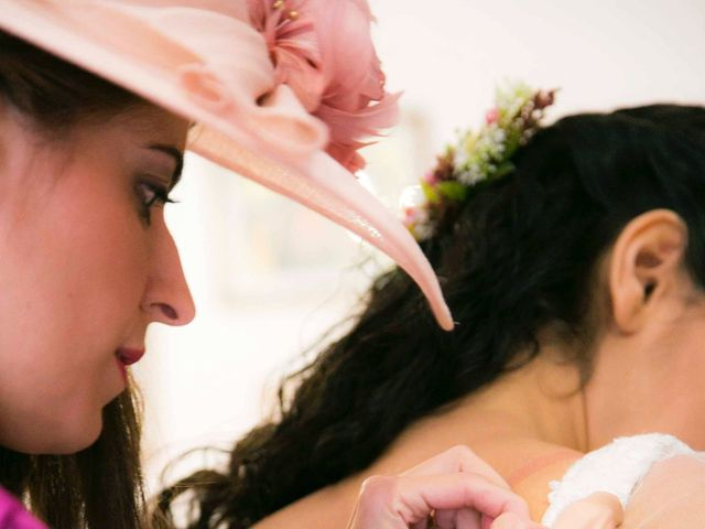 La boda de Estéban y Cristina en Burriana, Castellón 11