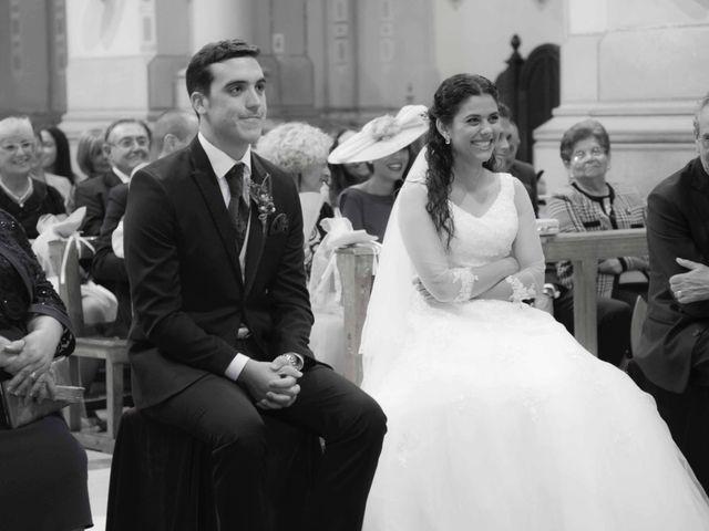 La boda de Estéban y Cristina en Burriana, Castellón 17