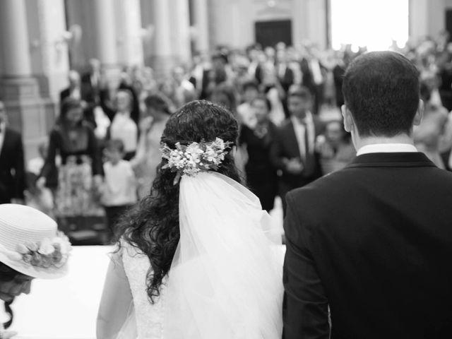 La boda de Estéban y Cristina en Burriana, Castellón 21
