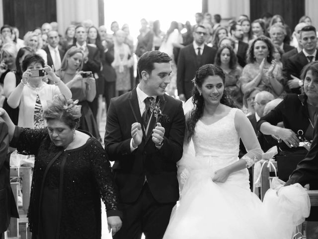La boda de Estéban y Cristina en Burriana, Castellón 22