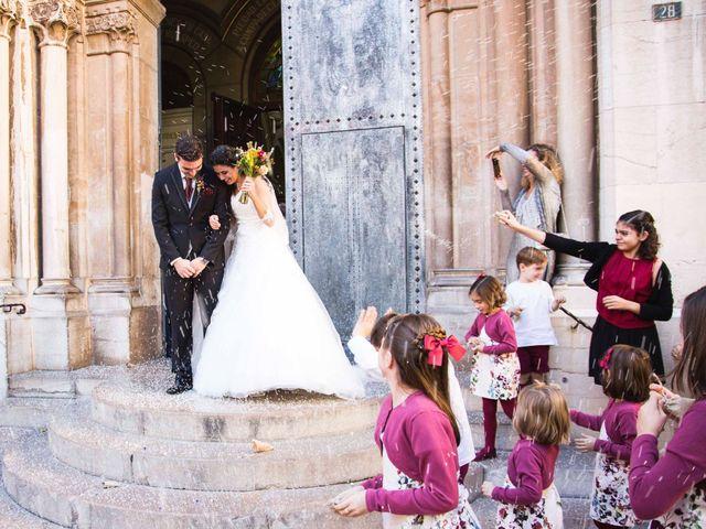 La boda de Estéban y Cristina en Burriana, Castellón 25