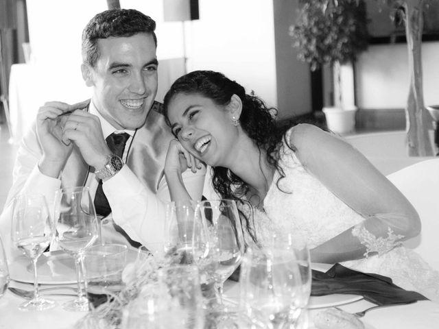 La boda de Estéban y Cristina en Burriana, Castellón 30