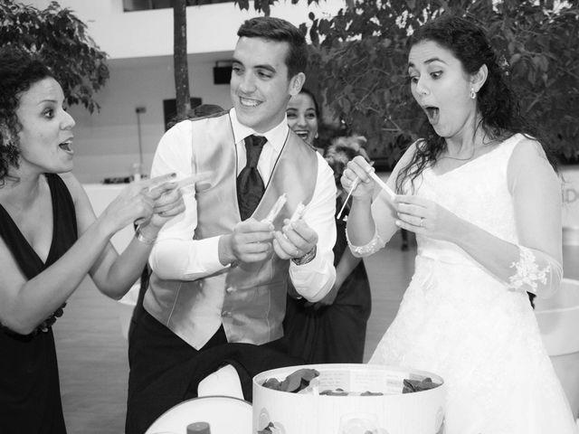 La boda de Estéban y Cristina en Burriana, Castellón 31