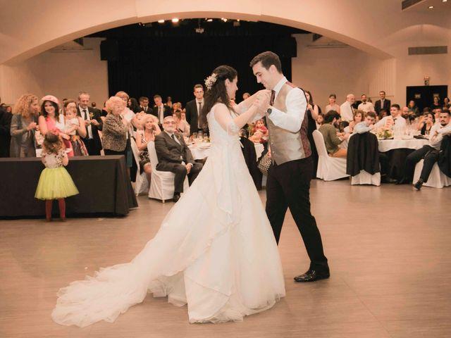 La boda de Estéban y Cristina en Burriana, Castellón 2
