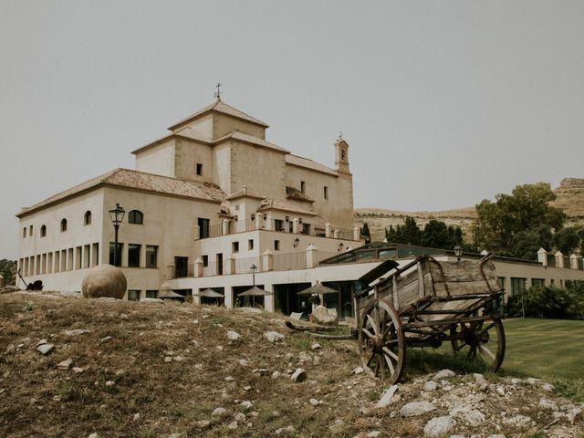 La boda de Luis y Desiré en Antequera, Málaga 24