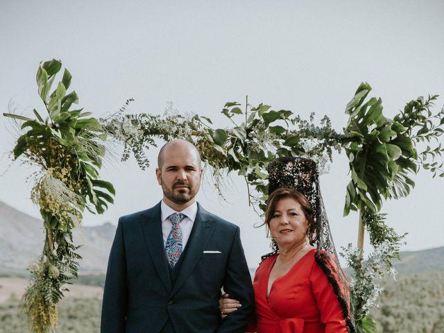 La boda de Luis y Desiré en Antequera, Málaga 29