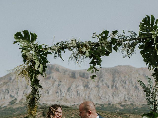 La boda de Luis y Desiré en Antequera, Málaga 32