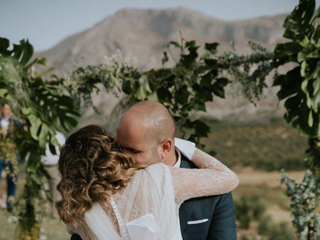 La boda de Luis y Desiré en Antequera, Málaga 37