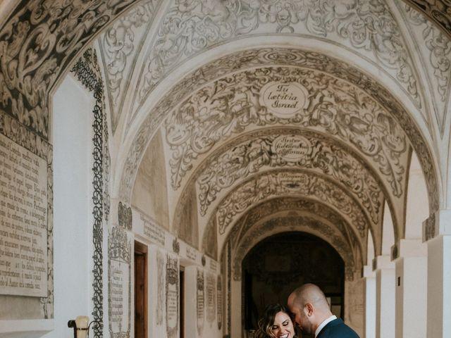 La boda de Luis y Desiré en Antequera, Málaga 43