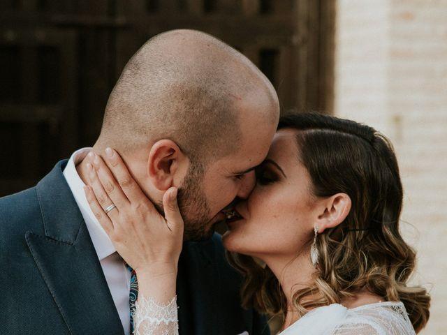 La boda de Luis y Desiré en Antequera, Málaga 45