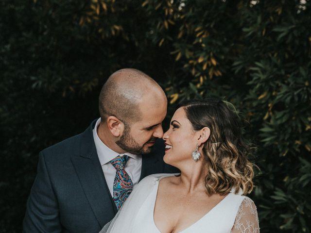 La boda de Luis y Desiré en Antequera, Málaga 49