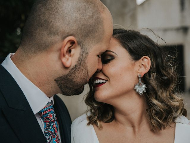 La boda de Luis y Desiré en Antequera, Málaga 51