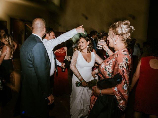 La boda de Luis y Desiré en Antequera, Málaga 70