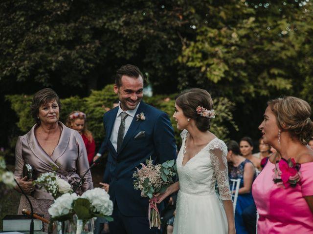 La boda de Ricardo y Bea en Boiro, Asturias 33