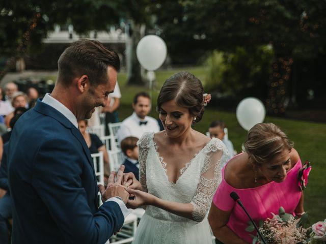 La boda de Ricardo y Bea en Boiro, Asturias 37