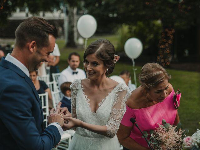 La boda de Ricardo y Bea en Boiro, Asturias 38