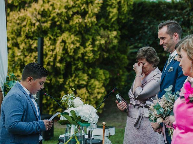 La boda de Ricardo y Bea en Boiro, Asturias 52