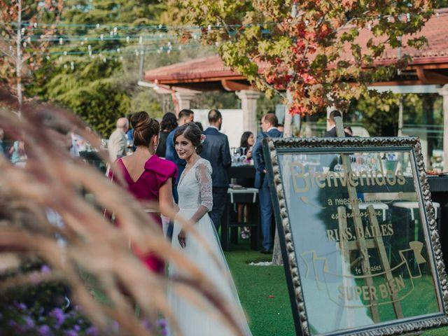 La boda de Ricardo y Bea en Boiro, Asturias 67