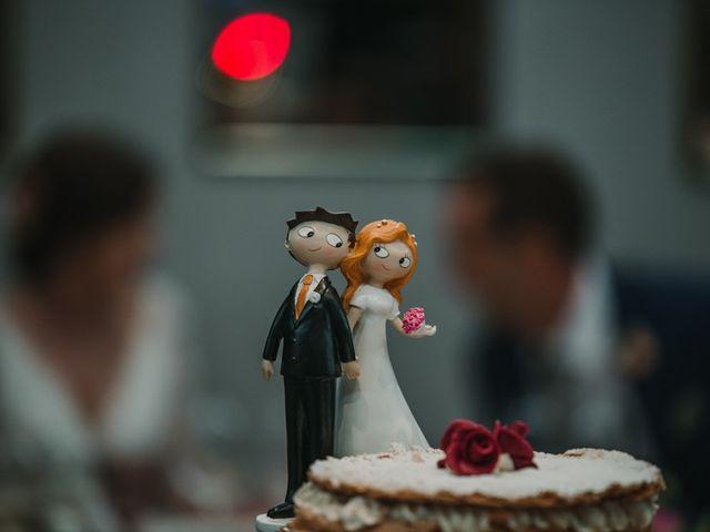 La boda de Ricardo y Bea en Boiro, Asturias 86
