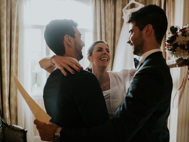 La boda de Guillermo y Laura en Torrelodones, Madrid 2